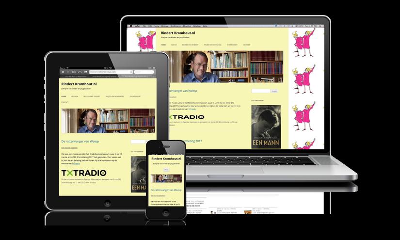 Rindert Kromhout - Portfolio Omnia Interactive